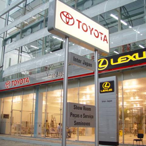 Concessionária INTERJAPAN - Toyota