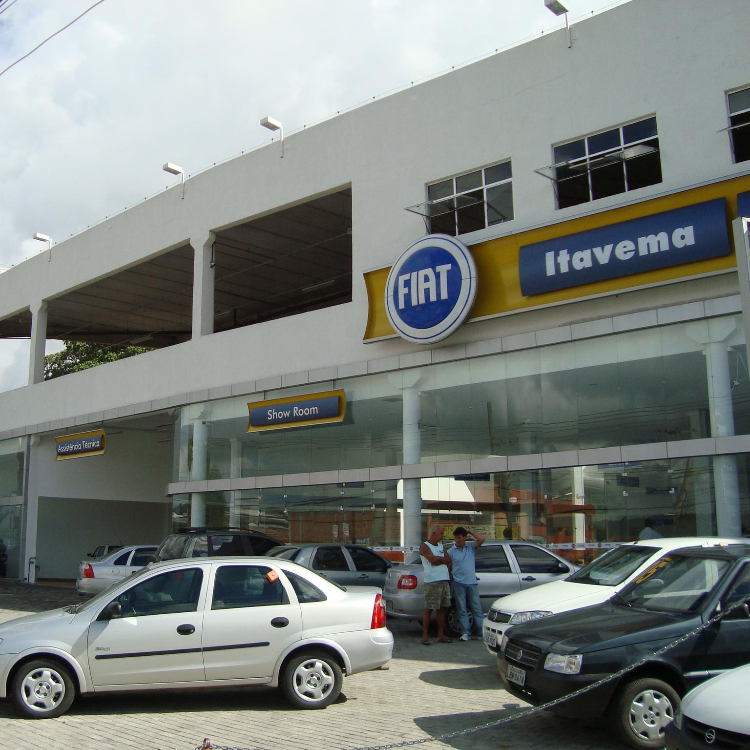Concessionária Itavox - Campo Grande (2)