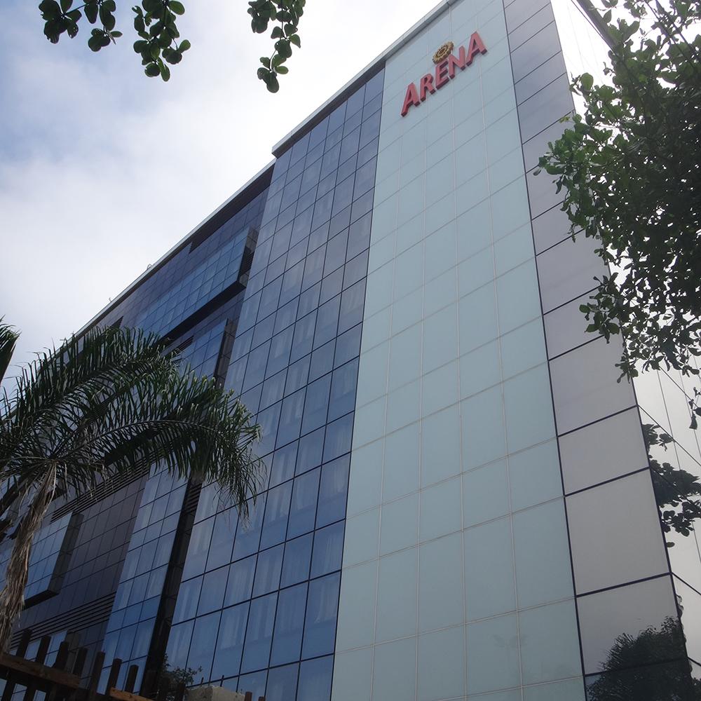 Hotel Arena Ipanema (1)