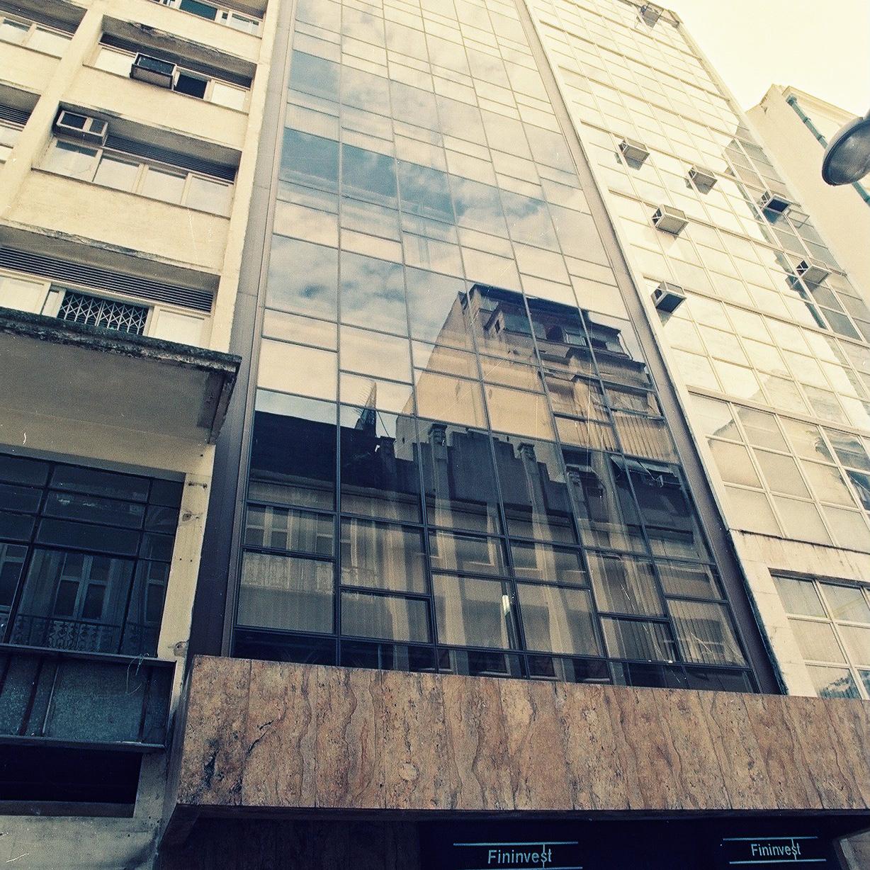 Prédio comercial - Rua do Rosario 171